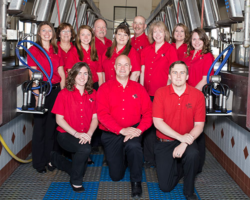 Hoard's Dairyman Editors in 2015
