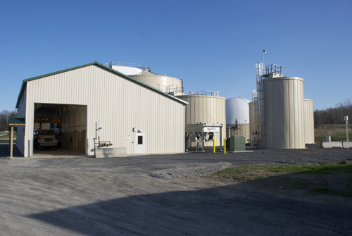 Cayuga digester