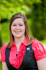Chelsey Johnson, Hoard's Dairyman intern