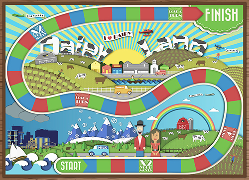 Dairy Land game