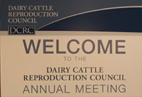 DCRC welcome sign