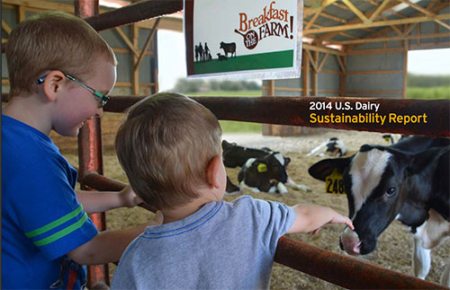 U.S. Dairy Sustainability Report