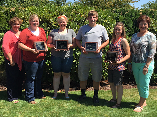 Oregon Dairy Farmers Association young leadership program